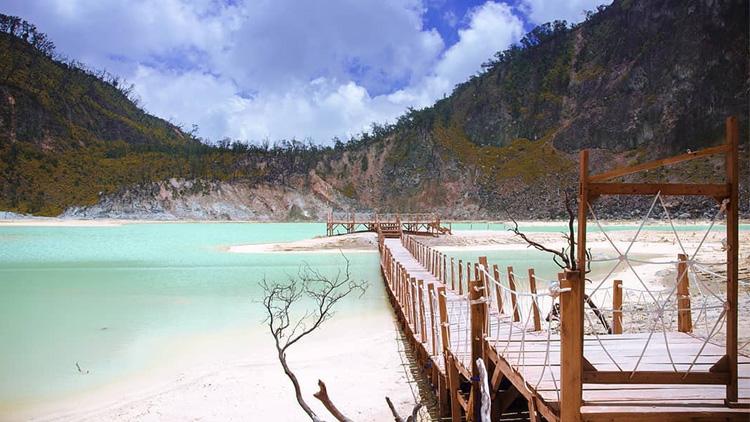 Ini Dia Wisata Alam Favorit di Bandung Selatan 1