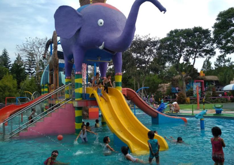 Tempat Wisata Keluarga di Malang: Belajar Mencintai Bumi di Ekowisata Eco Green Park (Jatim Park 2) 4