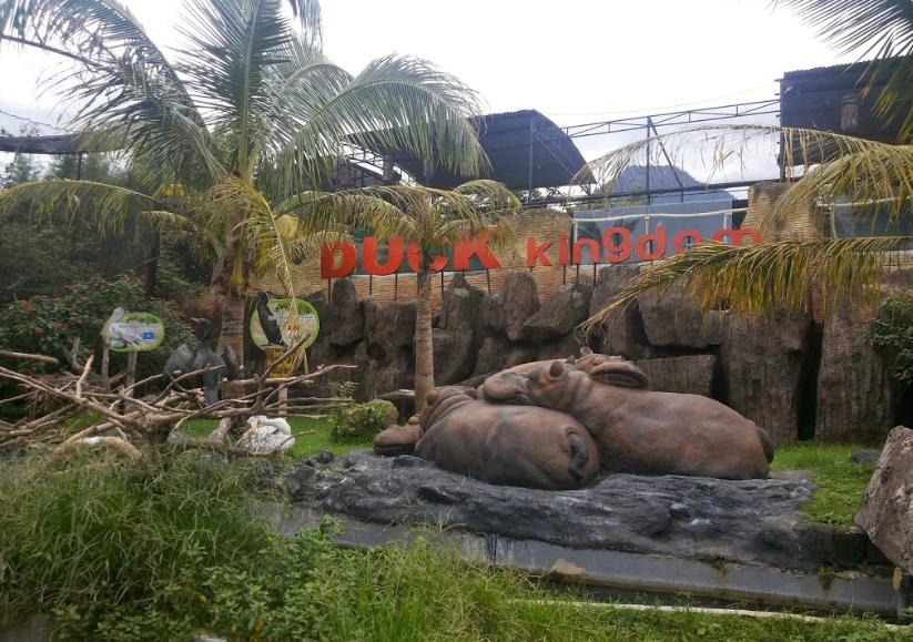 Tempat Wisata Keluarga di Malang: Belajar Mencintai Bumi di Ekowisata Eco Green Park (Jatim Park 2) 7