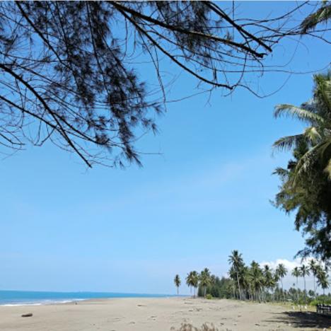 Pantai Ujong Batee Puteh Aceh