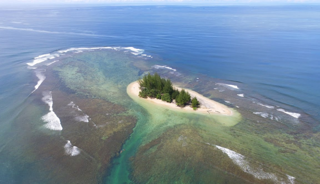 pulau Pusong Sangkalan