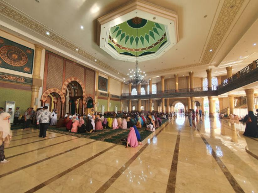 masjid agung meulaboh baitul makmur