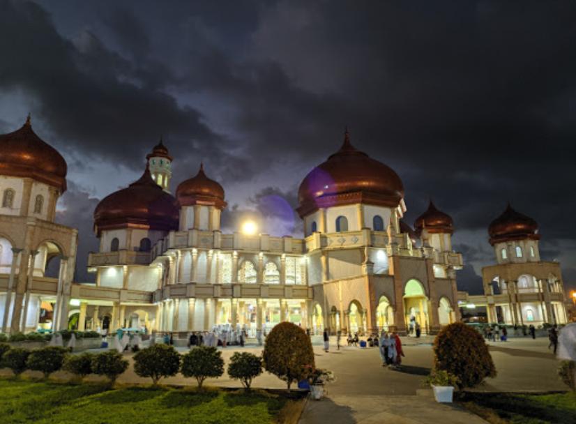 masjid agung meulaboh